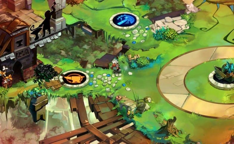 Bastion juego RPG mac