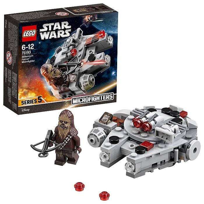 LEGO Star Wars - Lego Microfighter: Halcón Milenario