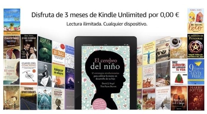 Oferta Kindle Unlimited