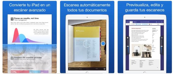 ipad pro scanner pro app