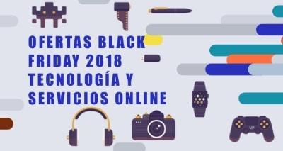 Mejores ofertas Black Friday 2018