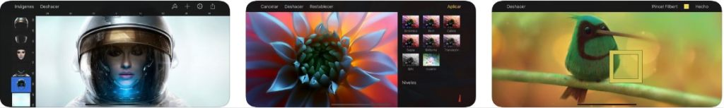 Edición de fotos en el iPad para nuestro blog :pixelmator