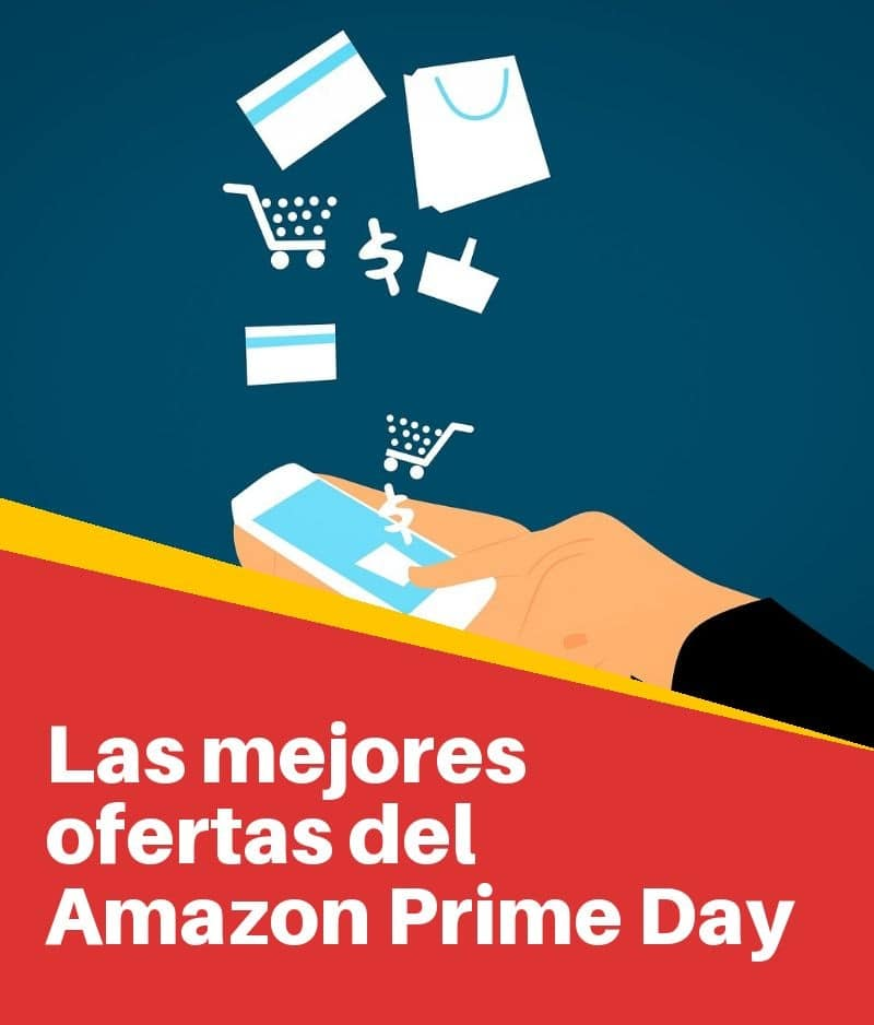 rebajas del Prime Day 2019 de Amazon España
