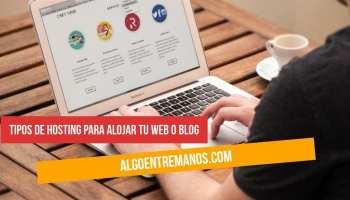 Tipos de hosting para alojar tu web o blog