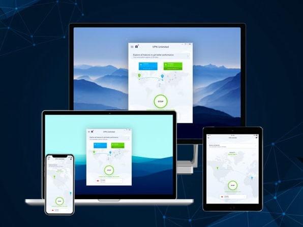 KeepSolid VPN Unlimited: suscripción para toda la vida