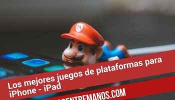 Los mejores juegos de plataformas para iPhone - iPad