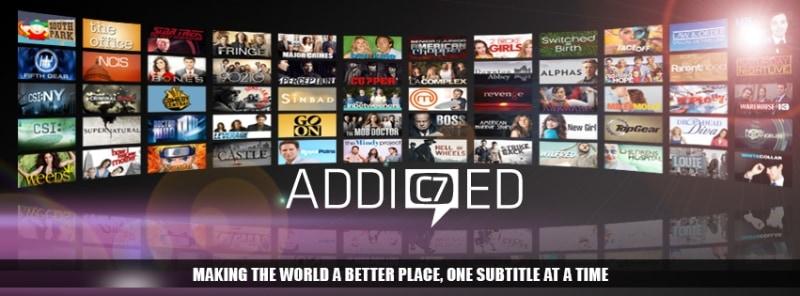 Addic7ed subtitulos en ingles