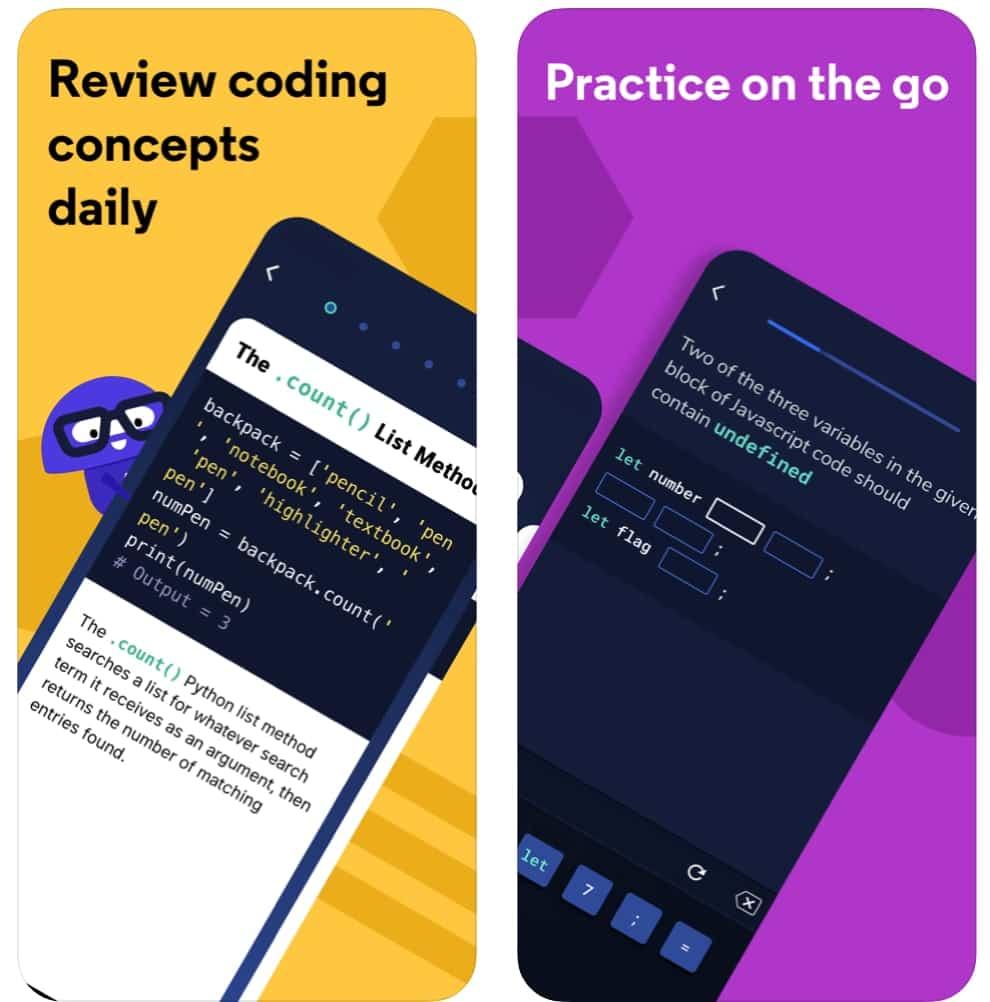 CodeAcademy Go