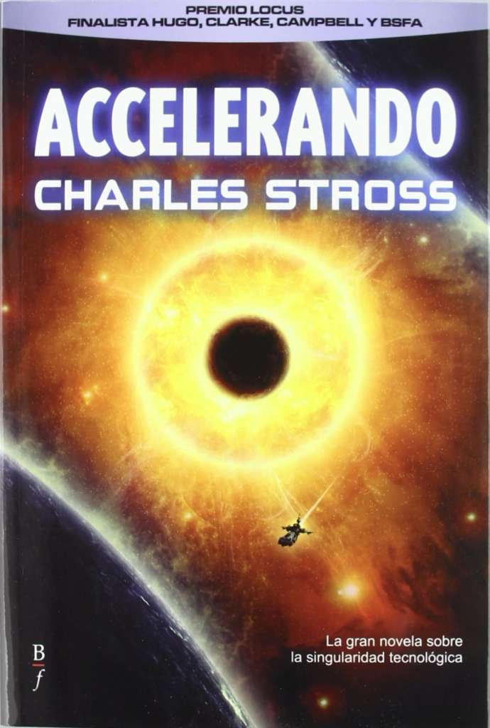 Accelerando de Charles Stross