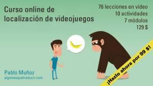 Curso online de localización de videojuegos