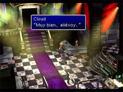 Final Fantasy Allévoy