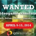 LocJam: competición de localización de videojuegos del 5 al 13 de abril
