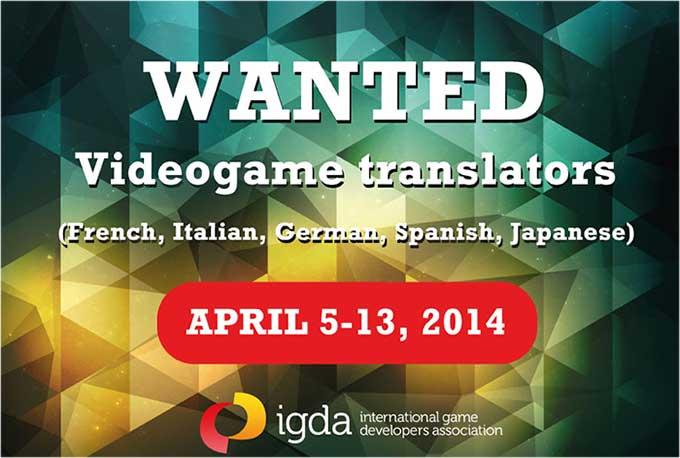 LocJam, competición de localización de videojuegos