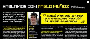 Entrevista Pablo Muñoz Hobby Consolas Romhacking