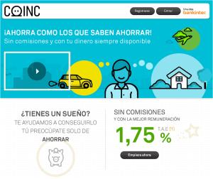 Coinc ahorro y finanzas