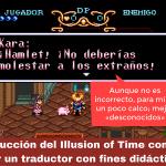 La traducción del Illusion of Time comentada por un traductor