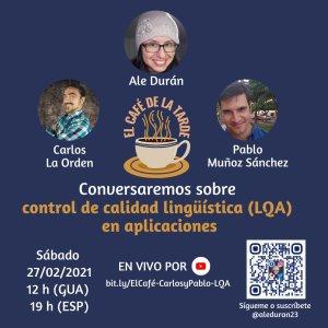 Control de calidad lingüística (LQA) en aplicaciones