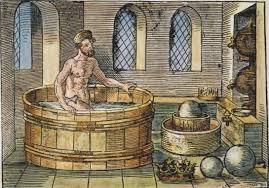 Archimède bain