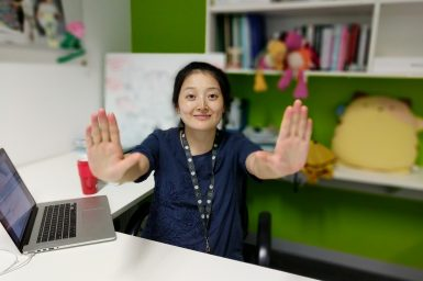 Dr Sherry Xu of CSIRO's Data61