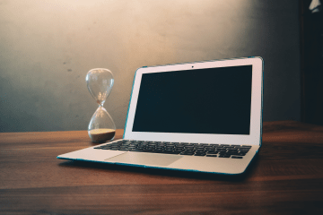 Wordpress plugins being timed by an hourglass