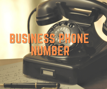 Business-phone-number