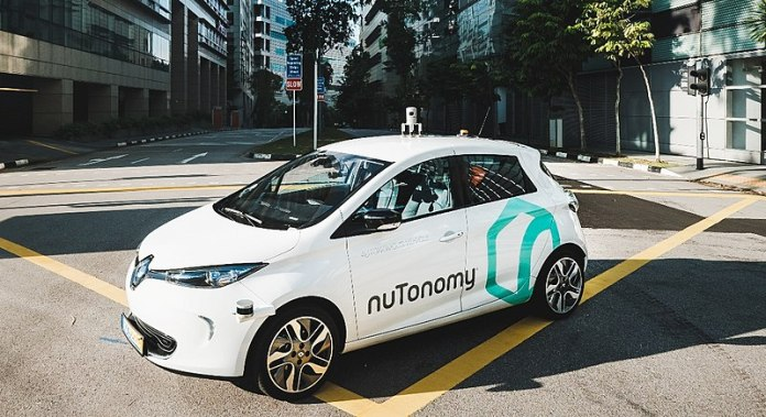 Giant Automobile Supplier Delphi Plans to Invest $450 million in Self-Driving AI Startup