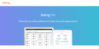 "AI Recruitment Startup Belong want to Become ""Google for people"""