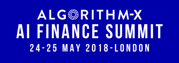 Algorithm-X AI Finance Summit