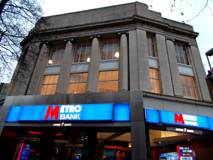 Britain's Metro Bank Launching AI that Helps you Spend Wisely