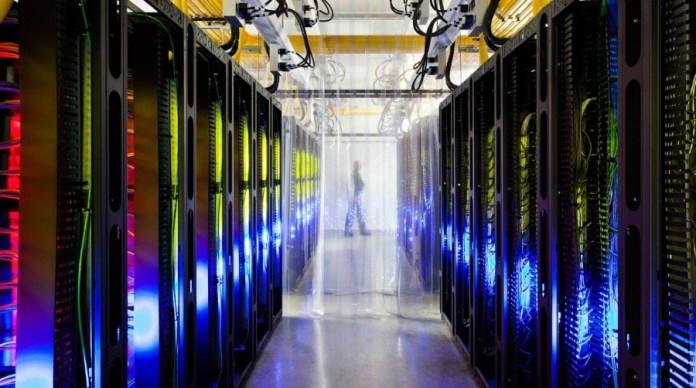 DeepMind AI is Running Google's Data Center Cooling
