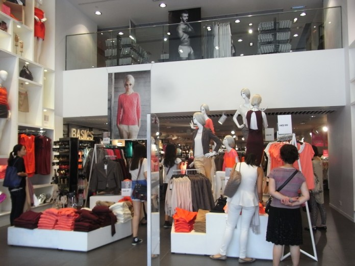Hennes & Mauritz AB's retail chain is increasing its use of data in a bid to customize what it sells, particularly in individual stores