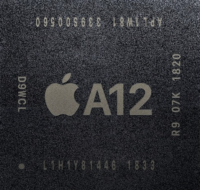 Apple's A12 chip