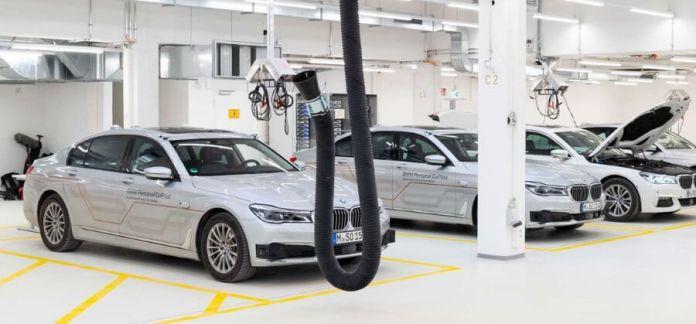 BMW's Dedicated Autonomous Driving Campus