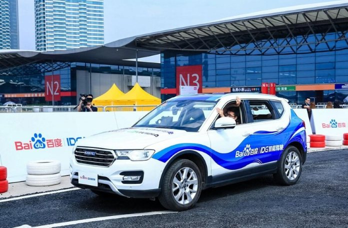 Baidu Self Driving Car Project Apollo