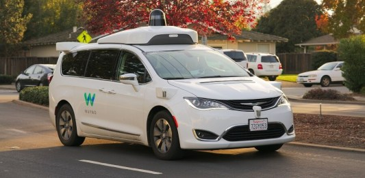 Waymo Rolls Out its First Autonomous Driving Car Service