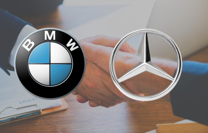 """BMW & Daimler's Joint Mobility Venture Named """"Jurbey"""""""