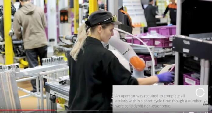 Deep learning Robots - BMW, for example, use KUKA's LBR iiwa robots