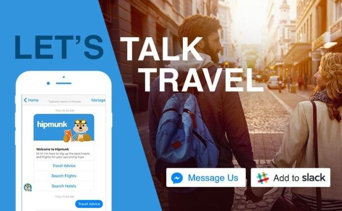Simplifying Your Holiday Plans with Hipmunk Chatbot