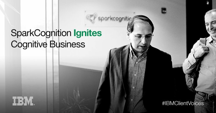 Amir Husain CEO SparkCognition