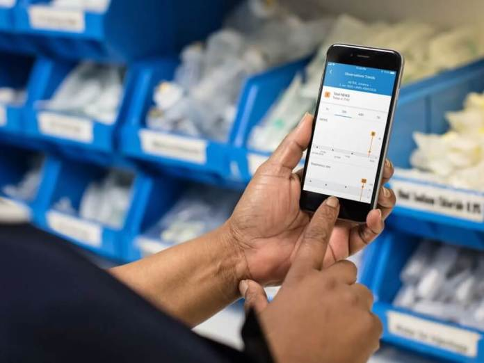 DeepMind's Streams mobile app has already been implemented at a number of NHS hospitals and trusts in the UK