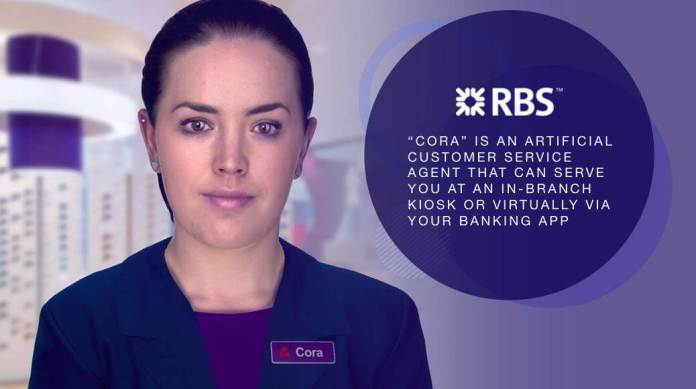 Royal Bank of Scotland has also used IBM Watson to create its own digital assistant known as Cora