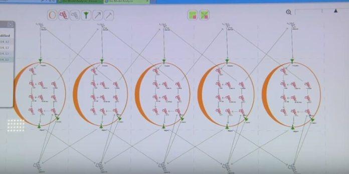 Microsoft's Bio Model Analyser screenshot