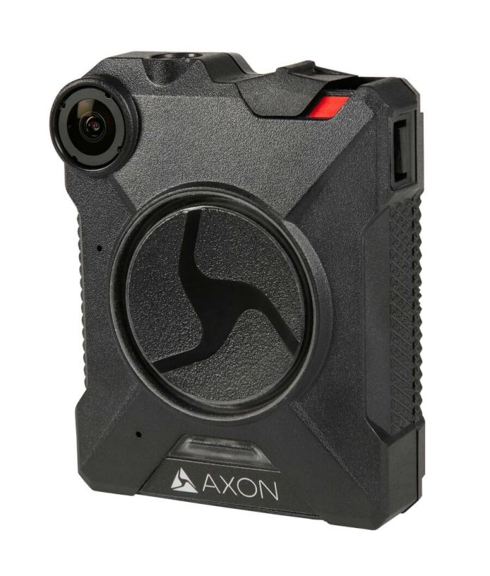 Axon body camera for law enforcement agencies