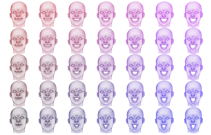 Disney uses computer vision to capture 16 million facial landmarks
