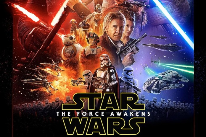 Star Wars The Force Awakens was of one the films Disney used computer vision systems to track the focus and emotions of the customer.