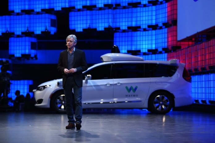 Waymo is collecting information from vehicles in a quest to improve the next generation of self driving cars