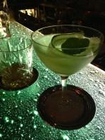Dry (o Gin) Martini con Hendricks y Caña Legui