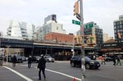 En busca del Chelsea Market