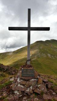Croce a ricordo dei caduti 2013