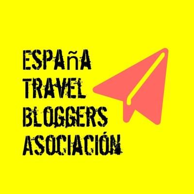 LOGO ESPAÑA TRAVEL BLOGGERS ASOCIACIÓN